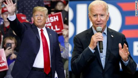 Trump's attempts to discredit Biden could come back to haunt him in the first debate