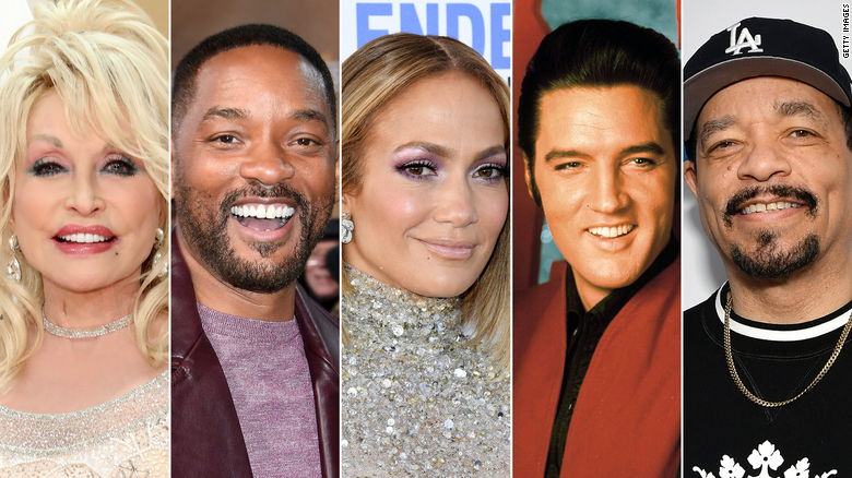 10 celebrities that proved that you can be successful in music and in film