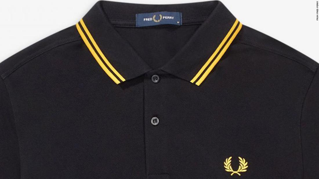 Fred Perry stops selling polo shirt associated with the 'Proud Boys'