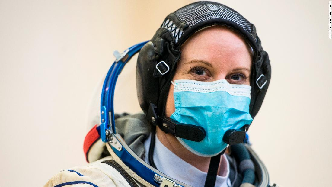 Here's how astronauts vote from space – CNN