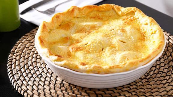 Sweese Porcelain 9-Inch Pie Pan