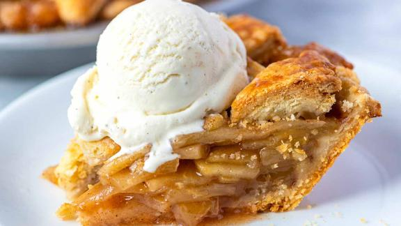 Our Favorite Apple Pie by Joanne and Adam Gallagher