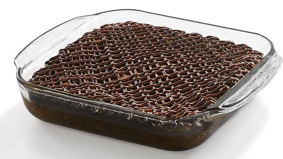 Libbey Baker's Basics Square Glass Casserole Baking Dish