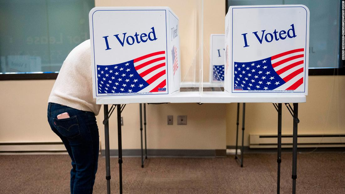 More than 3 million general election ballots cast so far in November election – CNN