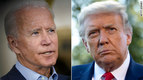 CNN Polls: Biden holds double-digit lead in Pennsylvania, while Florida is tight