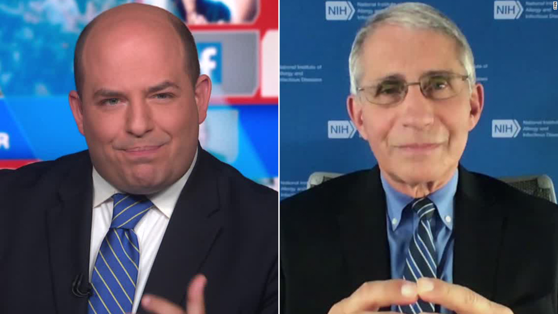 Fauci hammers Fox News' 'outlandish' prime time coverage of pandemic