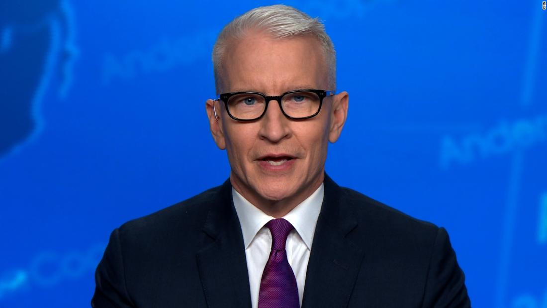 Anderson Cooper: Trump is oddly silent