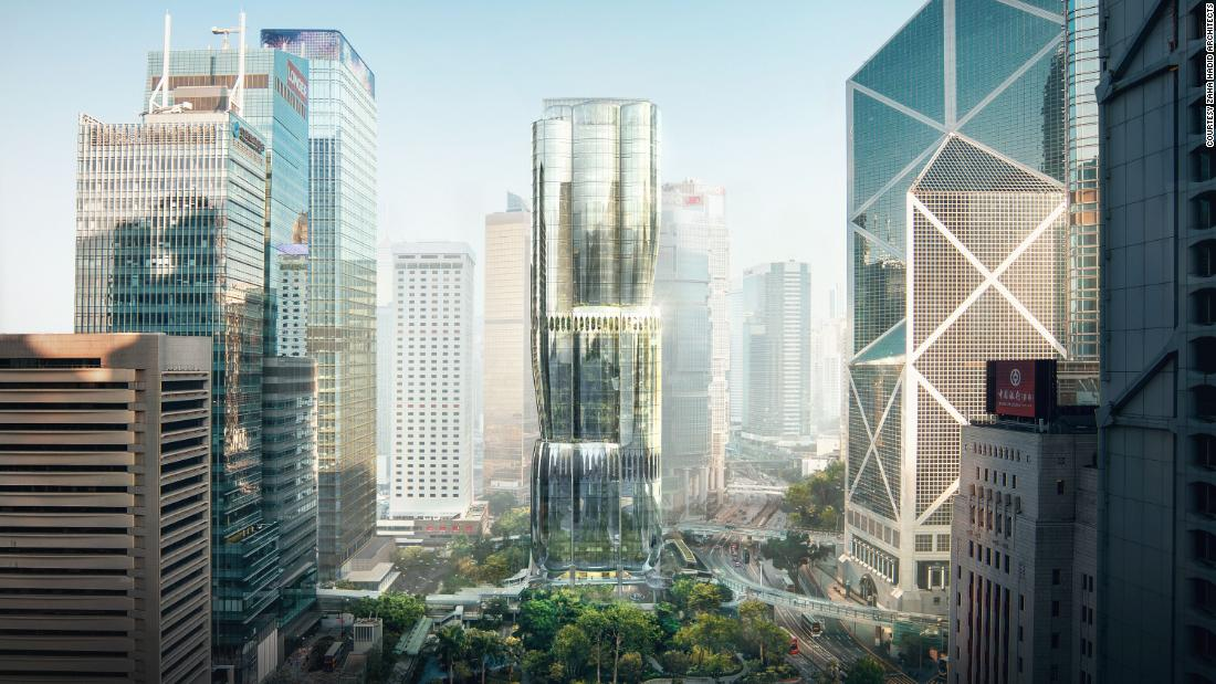 Skyscraper plans unveiled for record-breaking $3B plot of land