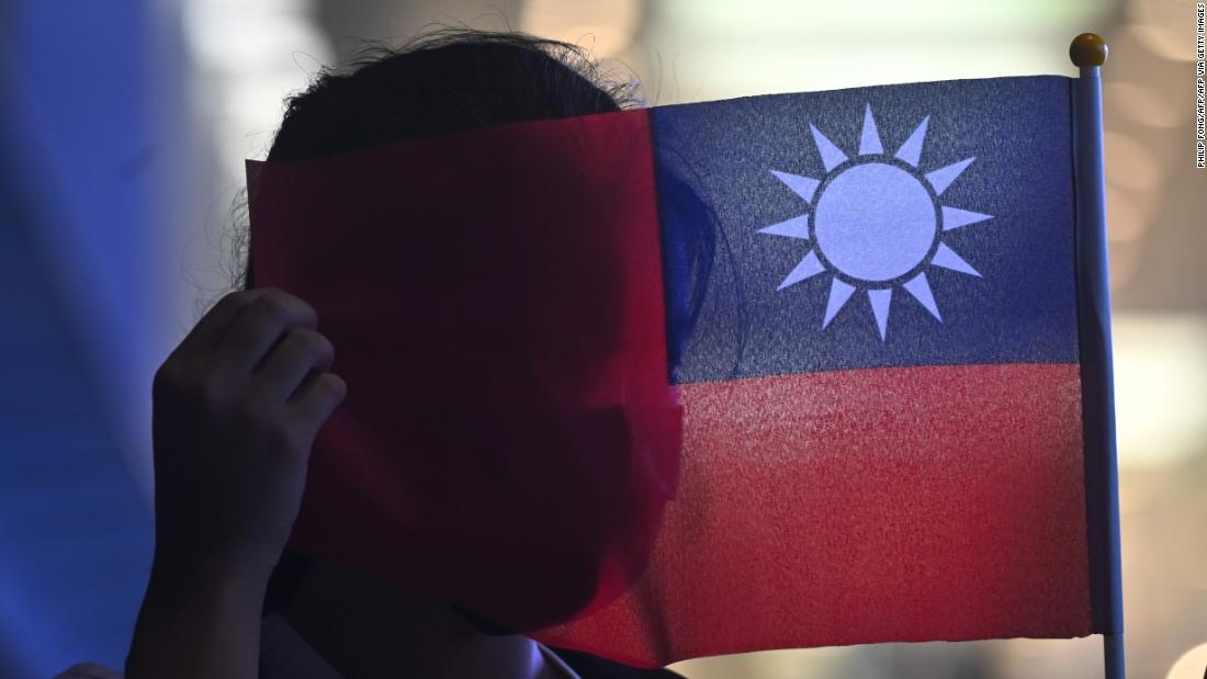 When it comes to international recognition, even when Taiwan wins, it loses