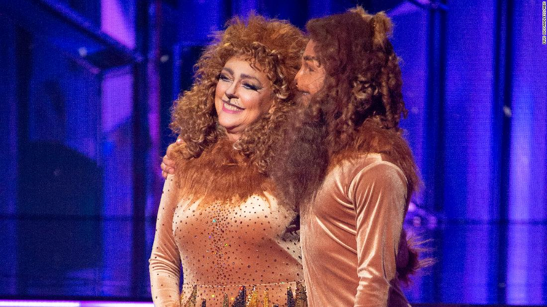 Carole Baskin is eliminated from 'Dancing with the Stars'