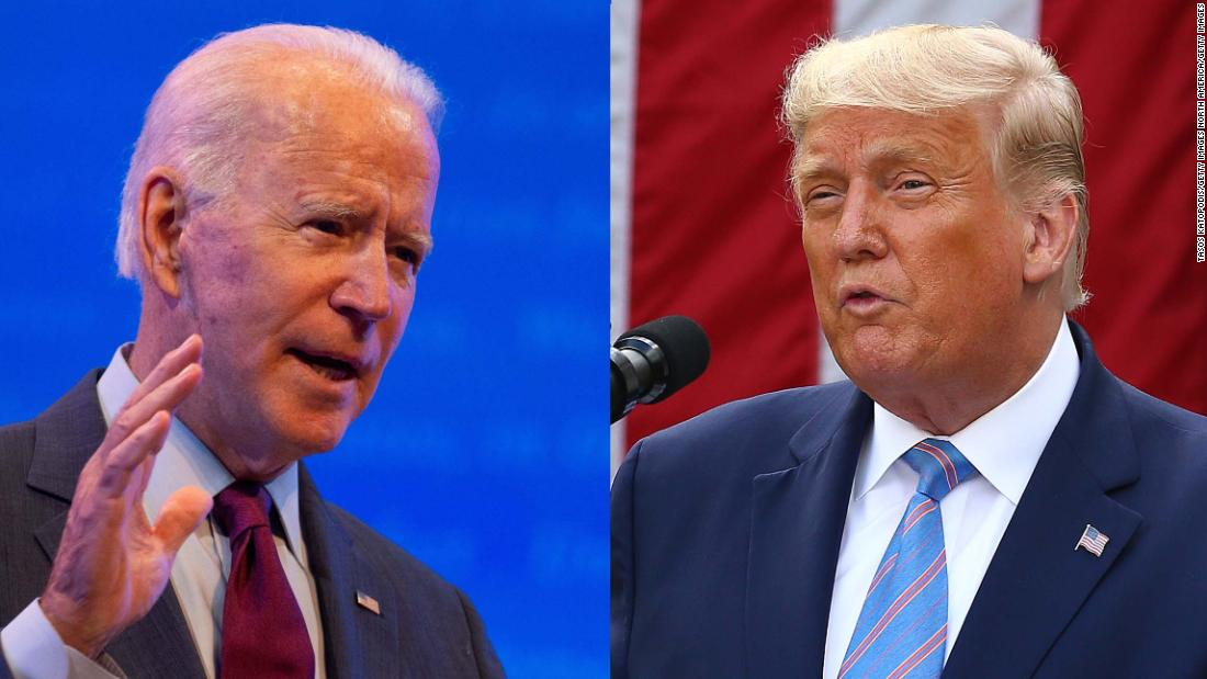 10 false or misleading claims Biden and Trump make about each other