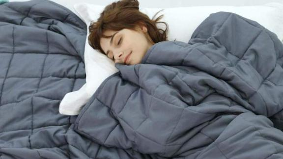 Weighted Idea Cooling Weighted Blanket