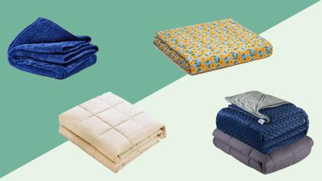 11 popular weighted blankets that shoppers swear by (Courtesy CNN Underscored)