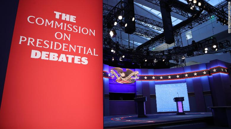 Debate commission to meet Monday to discuss potential rule changes ahead of final contest