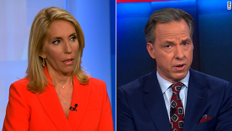'Sh*tshow': See Tapper and Bash's blunt reaction to debate