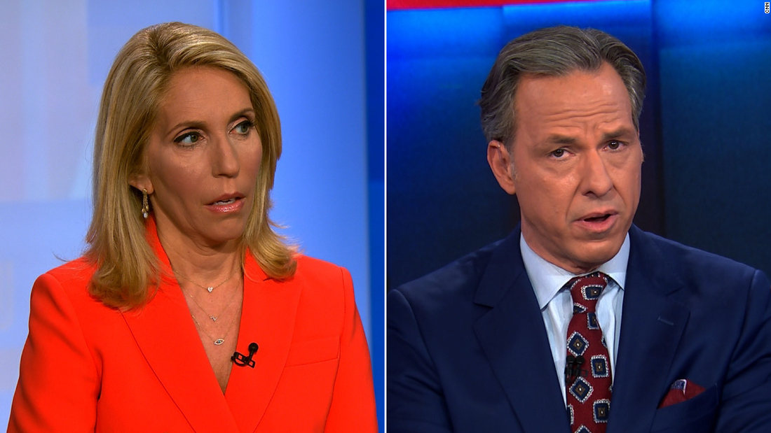 'Sh*tshow': Watch Tapper and Bash's blunt reaction to debate