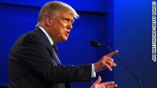 Trump refuses to condemn White supremacists at presidential debate