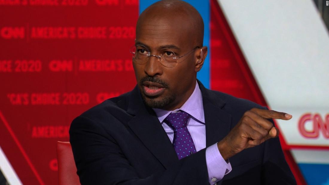 Van Jones reacts to Trump's failure to condemn white supremacy
