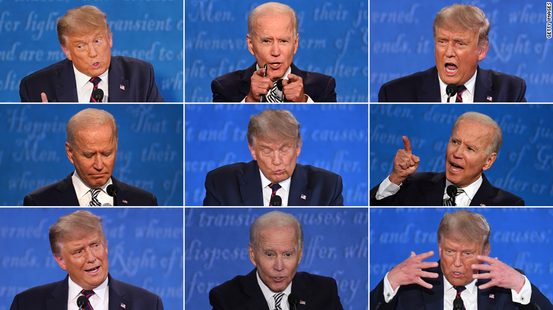 Analysis: Hits and misses from the first presidential debate - CNNPolitics