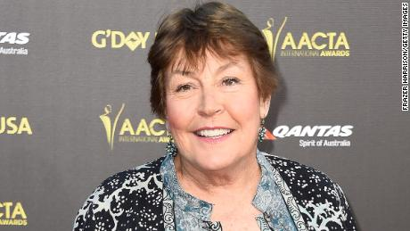 Actress Helen Reddy arrives at the 2015 G'Day USA Gala Featuring The AACTA International Awards Presented By QANTAS at the Hollywood Palladium on January 31, 2015 in Los Angeles, California. (Photo by Frazer Harrison/Getty Images)