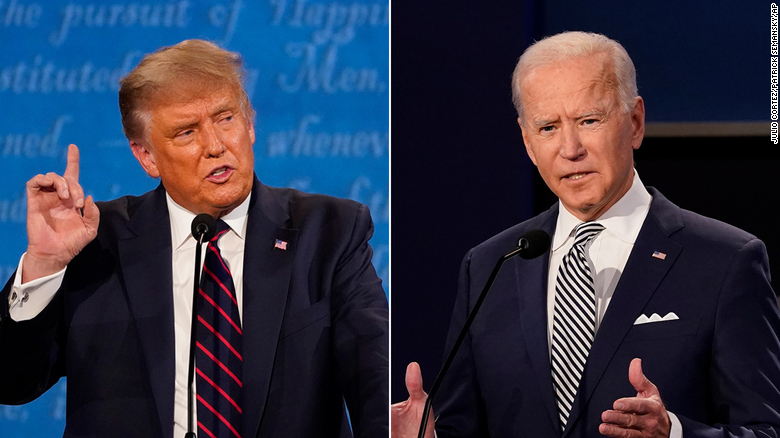 Trump campaign says it doesn't want changes to debate format