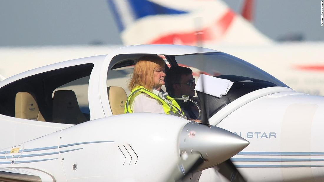 The trailblazing British Airways pilot who came out as transgender