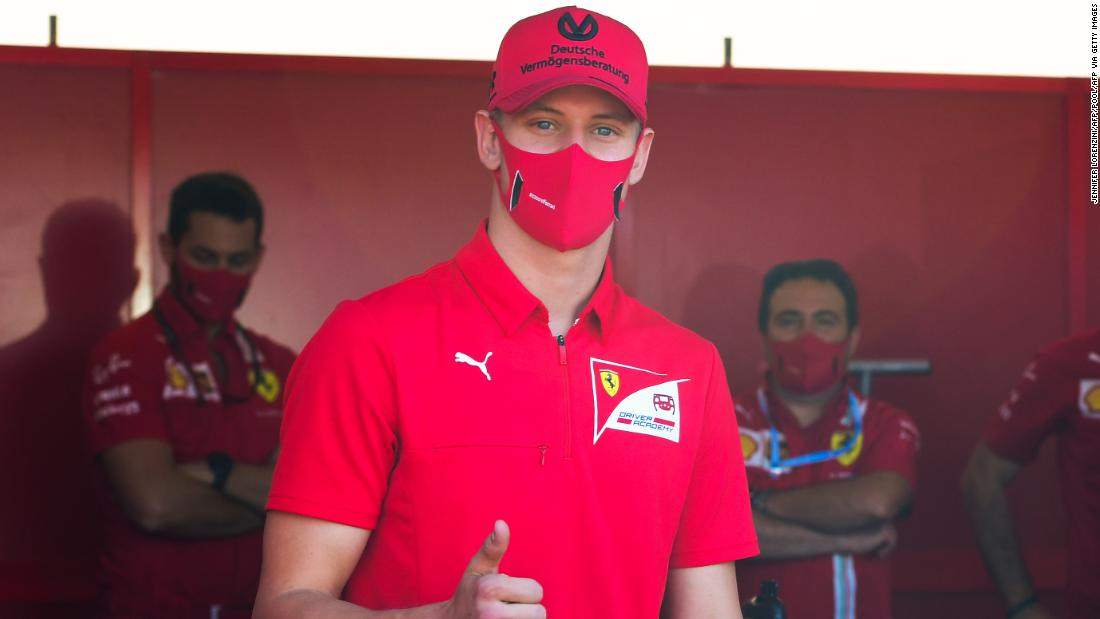 Mick Schumacher to participate in a Formula One race weekend for the first time