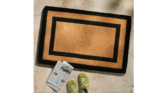 Border Coir Doormat
