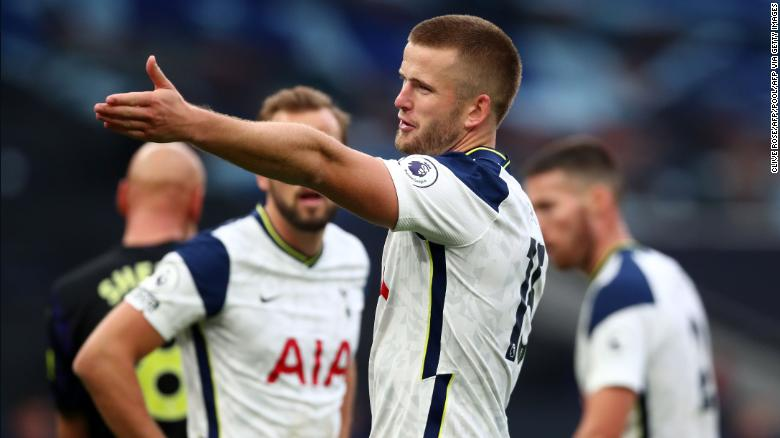 Dier scored in the penalty shootout as Tottenham reached the League Cup quarterfinals.