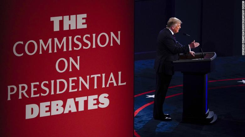 The debate rules aren't the problem. Donald Trump is.