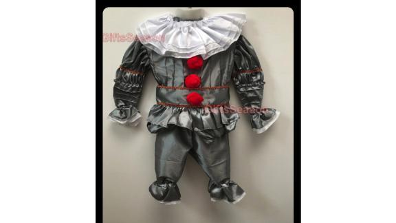 GiftsSeason Pennywise-Inspired Costume