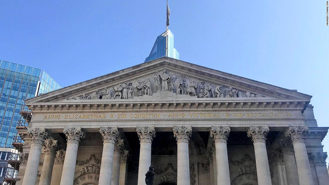 'Price of blood': Financial London's grim history revealed in new tour