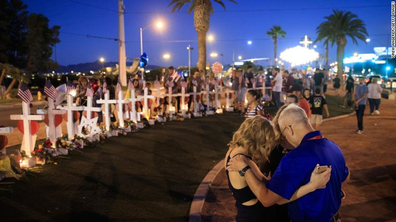 A judge has approved an $800 million settlement for victims of the Las Vegas shooting