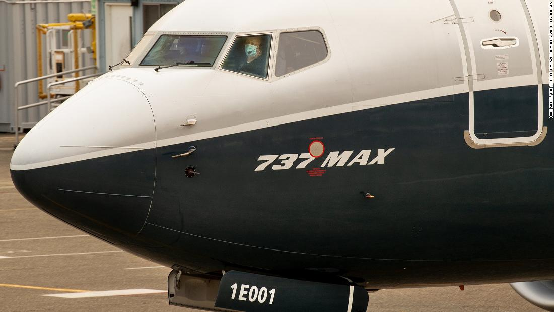 In unusual move, FAA chief test flies 737 Max; says more fixes needed