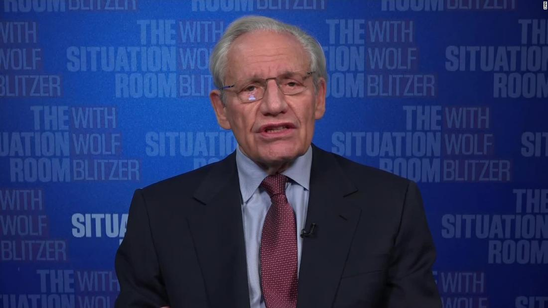 Watergate journalist: We now have a constitutional problem