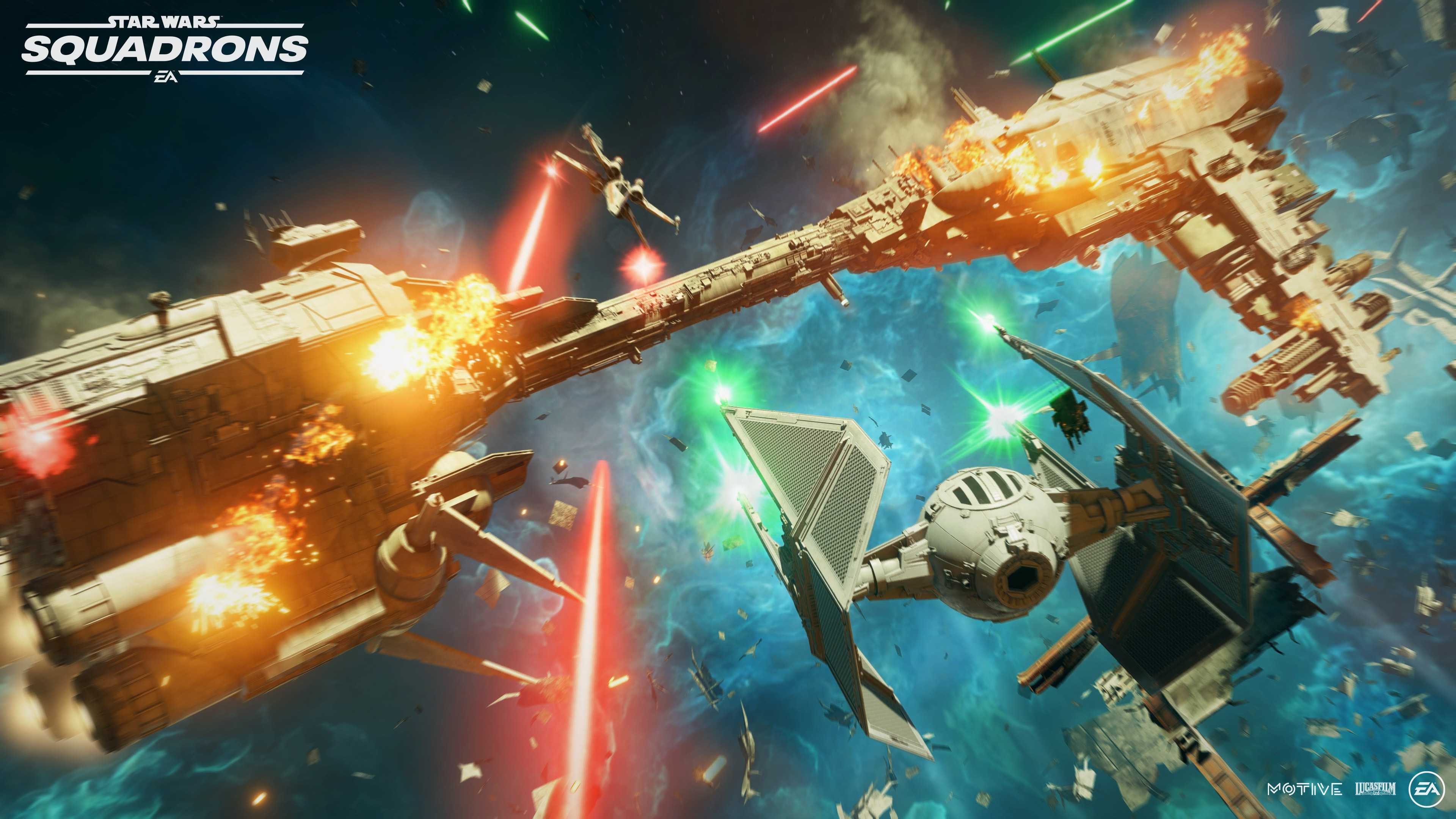 Star Wars: Squadrons first impressions | CNN Underscored
