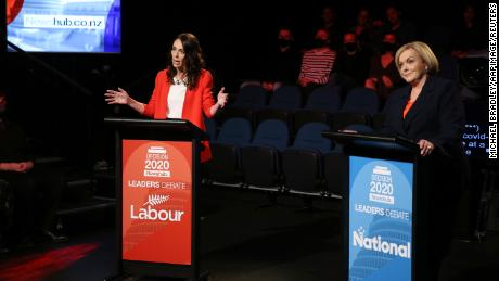 New Zealand held its own election debate after Trump and Biden's 'hot mess.' It was very different