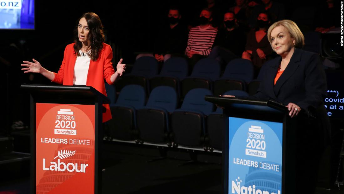 Analysis: New Zealand held its own election debate after Trump and Biden clashed. It was very different
