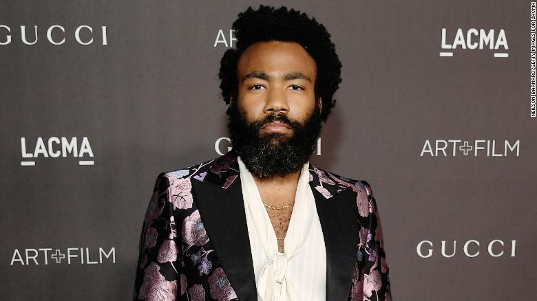 Donald Glover privately had a new son and named him after his late father