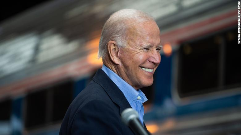 Biden campaign begins in-person canvassing in swing states