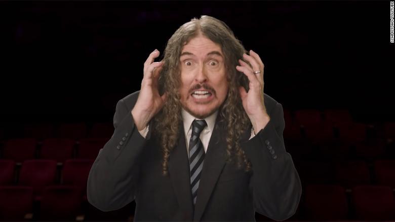 'Weird Al' Yankovic mocks presidential debate in 'We're All Doomed'