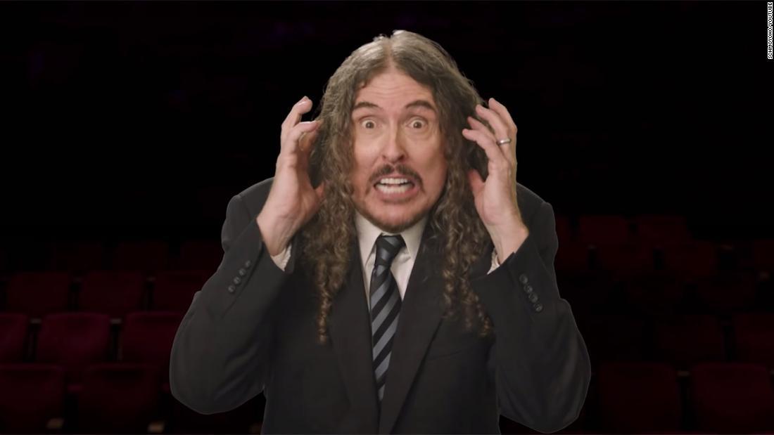 'Weird Al' Yankovic mocks US presidential debate in 'We're All Doomed'