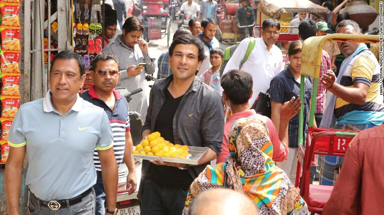 Vikas Khanna, the Indian Michelin-star chef feeding millions from New York