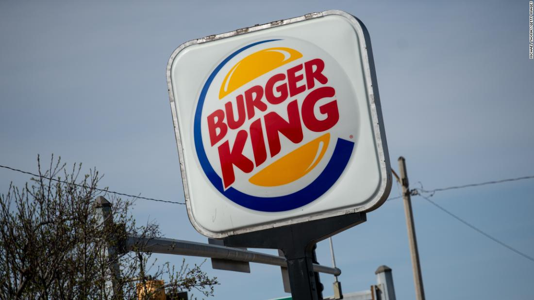 Burger King thinks it deserves a Michelin star