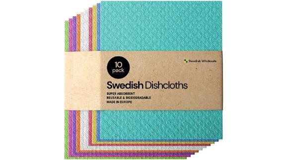 Swedish Dishcloth Cellulose Sponge