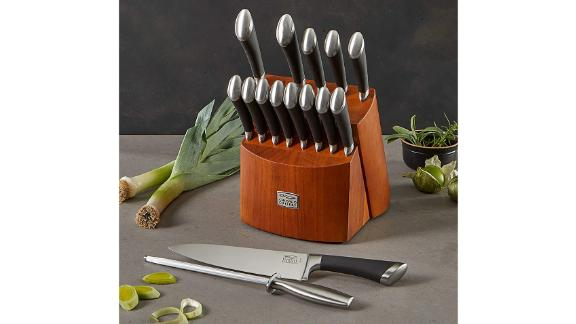 Chicago Cutlery Fusion 17-Piece Knife Set