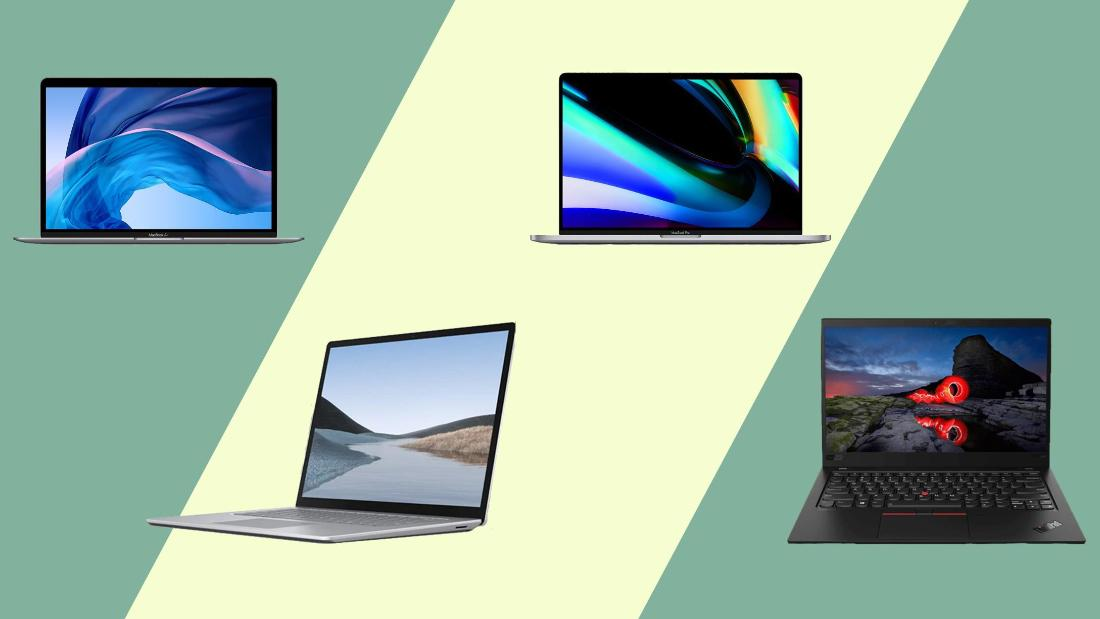 The best laptops of 2020