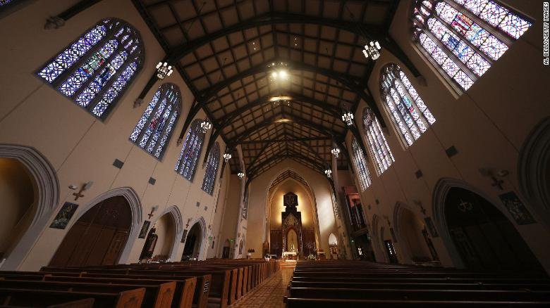 Major U.S. diocese becomes largest to file for bankruptcy after 200 sexual abuse lawsuits
