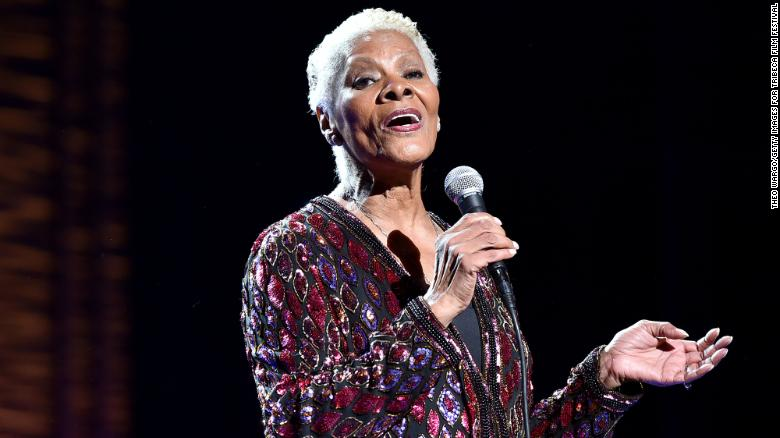 Dionne Warwick will host a 'National Day of Remembrance' for the 200,000 Americans lost to Covid-19