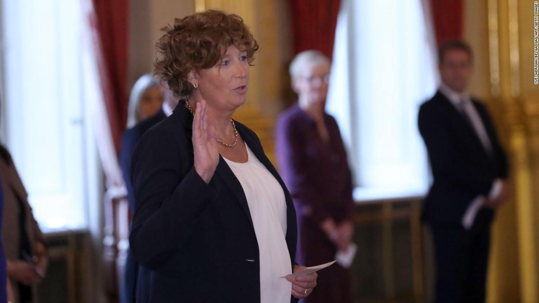 Petra De Sutter Belgium s Deputy Prime Minister Is Europe s Most Senior Transgender Politician CNN